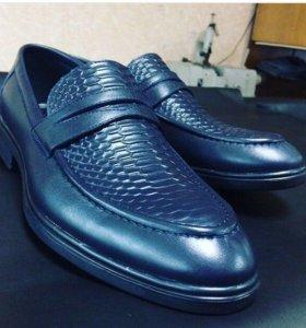 Кожаная обувь от производителя