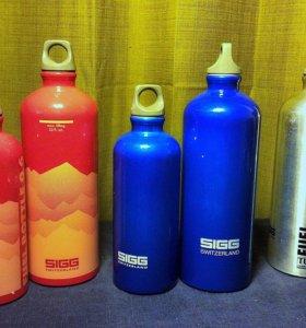Фляга SIGG Швейцария вода топливо