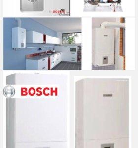 Газовый котёл BOSCH Gaz 6000 W