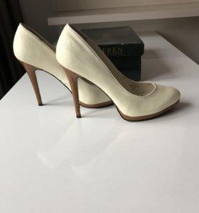 Ralph Lauren. Туфли.