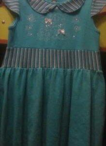 Платье детское р. 104