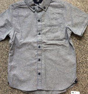 Новая рубашка Mothercare