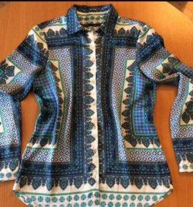 Блуза-рубашка zara