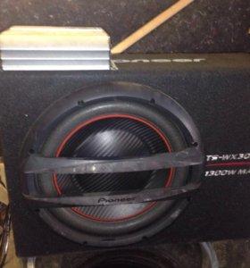 Аудиосистема в машину