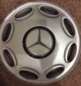 Колпаки на Mercedes R15