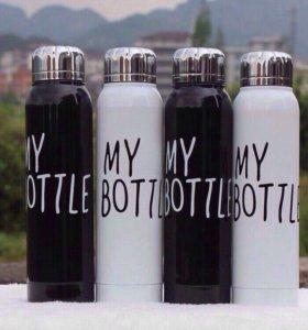 Термос My bottle в наличии