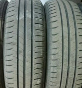 Колёса (шины и диски) Kia seed Michelin R 15 лето