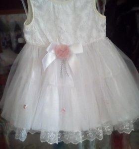 Вечерняя платье на девочку