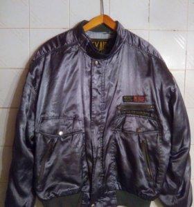 Куртка бомбер пилот