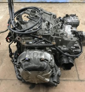 АКПП 4WD