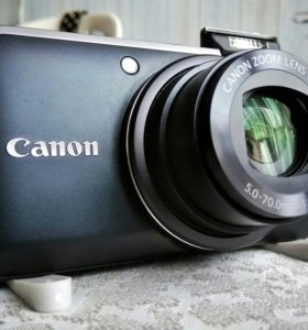 Canon SX 210 IS