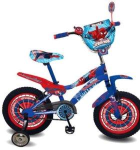 Новые детские велосипеды от склада(колесо14дюймов)