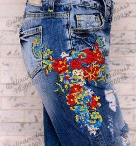 Новые джинсы AMN Турция
