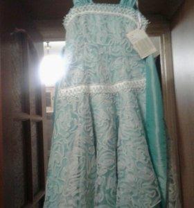 Платье для настоящей принцессы! Очень оригинальное