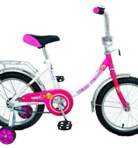 Новый дет велосипед 12 дюймов (от склада)