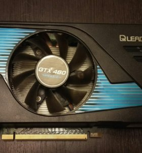 Видеокарта GeForce Leadtek GTX 460 1GB 256bit