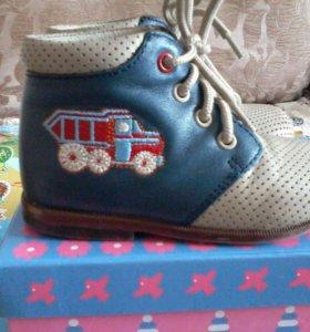 Ботиночки 22 размер Капика