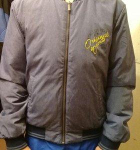 Весенняя куртка,мужская)