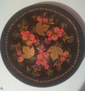 Тарелка- панно