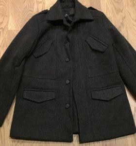 Весеннее подростковое пальто