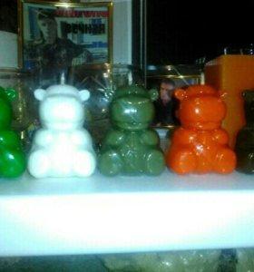 Свечи -4 шт.цена за 4 штуки