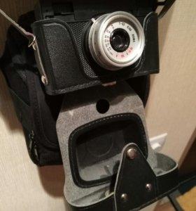 Ретро фотоаппарат,как новый,обмен на муж.часы,дост
