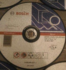 Отрезные диски.