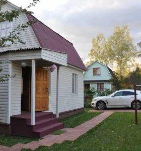 Сдам дом с участком, 17 км от МКАД, Купавна