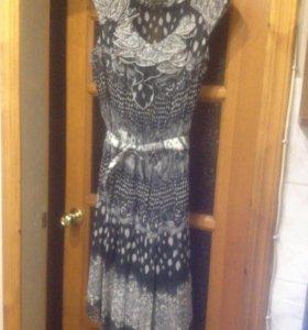 Платье Шифоновое. 48-50.