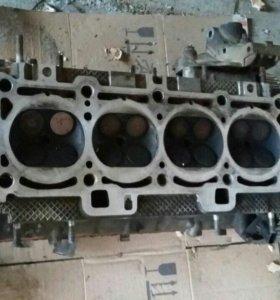 Головка блока двигателя Ваз2112. 16 клапанный