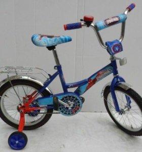 Новые дет велосипеды 16 дюймов (от склада)