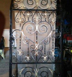 Комплект Каваные ворота