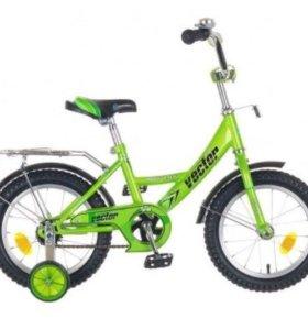 Новые велосипеды 14 дюймов (от склада)