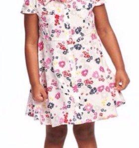 Платье детское новое с биркой,оригинал америка