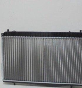 Радиатор на Шевроле Лачетти