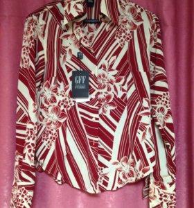 Блуза новая, с бирками