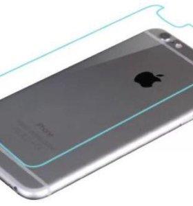 Заднее стекло на iPhone 6,6s