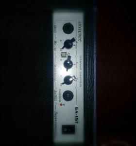 Продам гитарный усилитель(комбик)