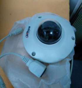 Камера IP для видеонаблюдения.