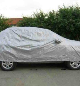Защитный тент-чехол для авто
