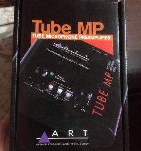 ЛАМПОВЫЙ ПРЕДУСИЛИТЕЛЬ ART TUBE MP