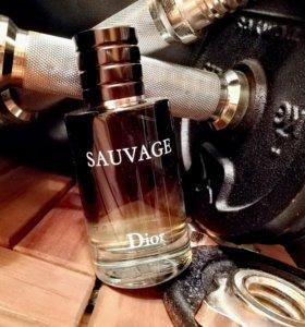 🚘На Понедельник. Dior Sauvage