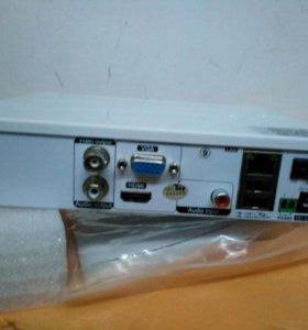 NVR IP регистратор для ай пи камер
