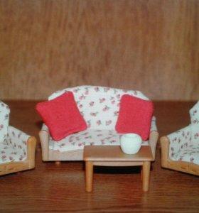 Sylvanian Families Мягкая мебель