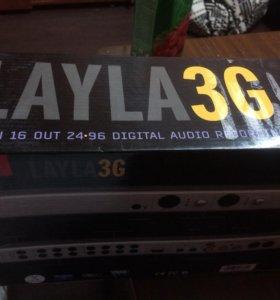 ЗВУКОВАЯ КАРТА ECHO LAYLA 24 3G