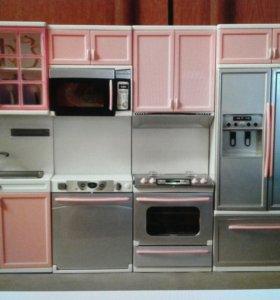Набор мебели для кукол Кухня