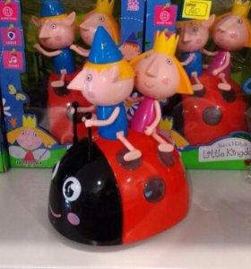 Бен и Холли игрушка