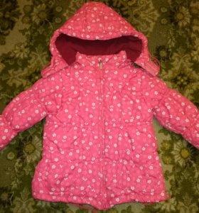 Куртка детская 92-98р