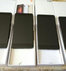 Новые Xiaomi Redmi Note 4X Black