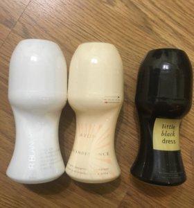 Дезодорант антиперспирант